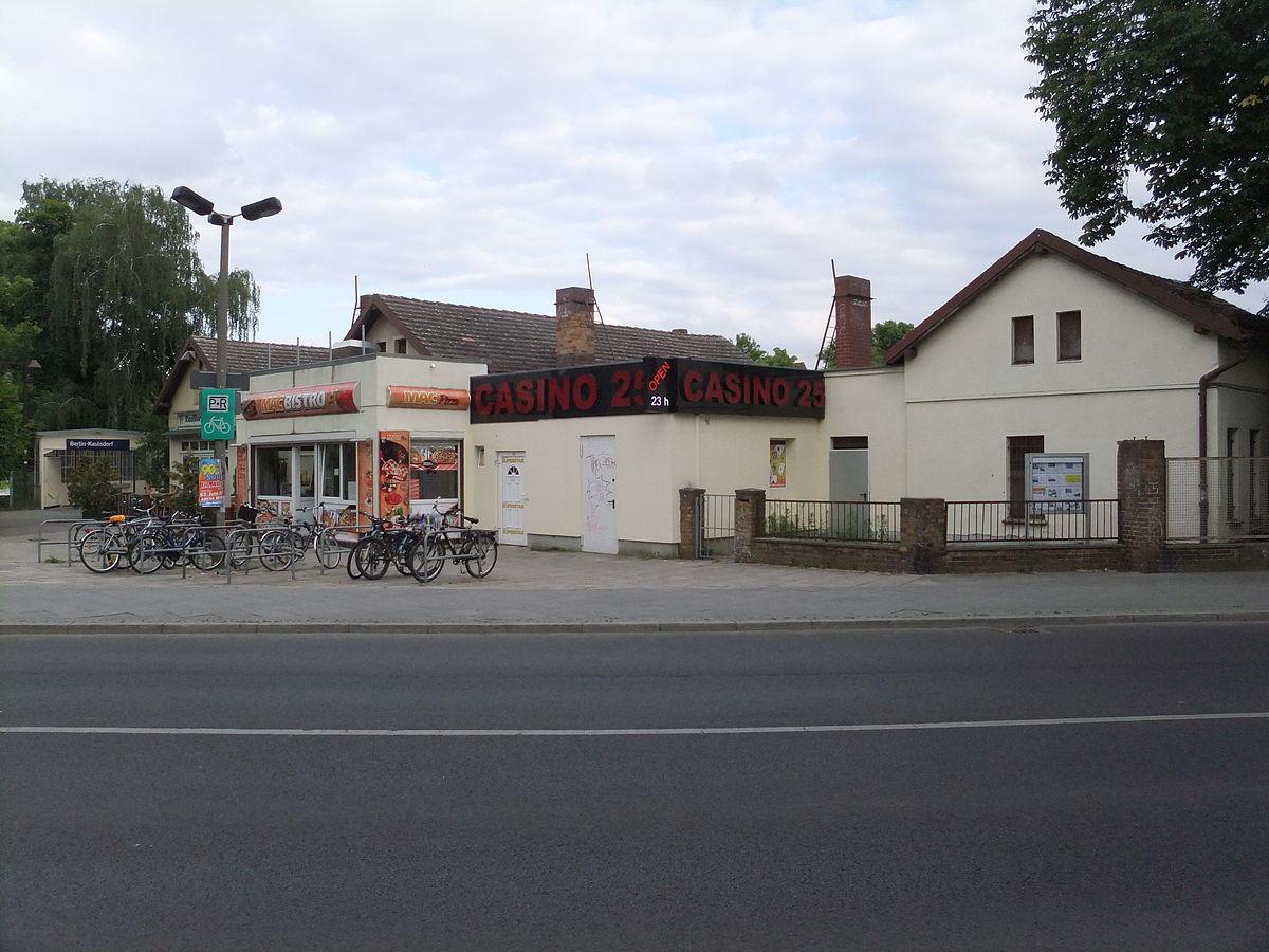 Bahnhof Berlin Kaulsdorf Wikipedia