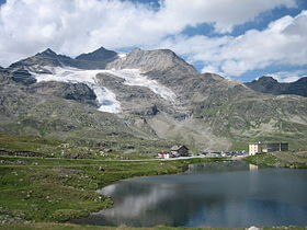 Image illustrative de l'article Col de la Bernina