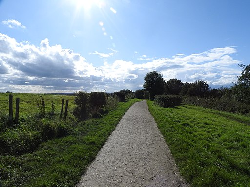 Bestwood National Cycle Network route 6 6513
