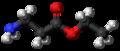 Beta-Alanine-ethyl-ester-3D-balls.png