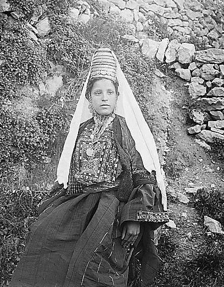 Bethlehem woman edited