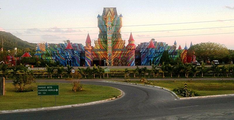 Atrações em Santa Catarina