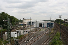 Bahnbetriebswerk dortmund betriebsbahnhof wikipedia for Depot kamen