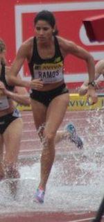 Beverly Ramos Puerto Rican Olympic athlete