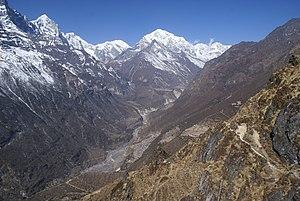 Bhote Koshi - The valley of Bhote Koshi