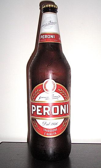 Peroni Brewery - Image: Bière Peroni