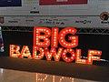 Big Bad Wolf Books Jakarta 2017 Entrance Sign.jpg