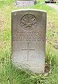 Biggins (Robert) CWGC gravestone, Flaybrick Memorial Gardens.jpg