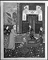 Bihzad - Firdawsi Presents His Work to Mahmud - 1958.244 - Arthur M. Sackler Museum.jpg
