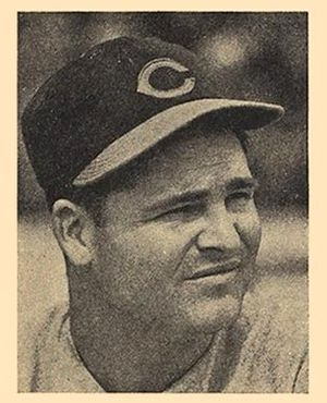 Bill Baker (baseball) - Image: Bill Baker Reds