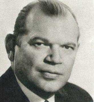 Bill Dodd - Image: Bill Dodd of Louisiana