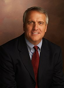Portrait officiel de Bill Ritter.