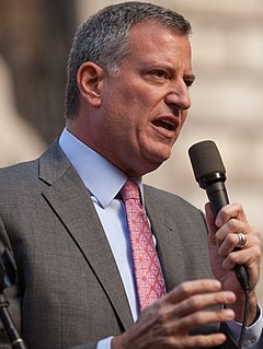2017 New York City mayoral election