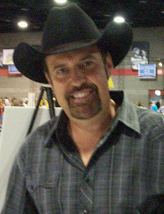Billy Yates (singer) - Billy Yates at CMA Music Festival, June 2010