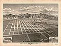 Bird's eye view of Azusa, Los Angeles Co. Cal., 1887 LOC 2007629036.jpg