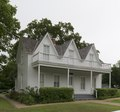 Birth home of former U.S. General and President Dwight D. Eisenhower in Denison, Texas LCCN2015631177.tif