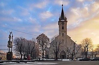 Mureș County - Reghin