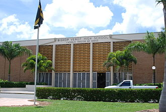 Fort Myers, Florida - Bishop Verot Catholic High School