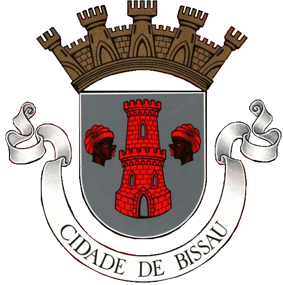 Official seal of Bissau