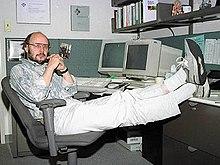 Bjarne Stroustrup, creator of C++