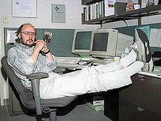 C++ - Image: Bjarne Stroustrup