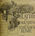 Blätter für Aquarien- und Terrarien-Kunde (1905) (20200932559).jpg