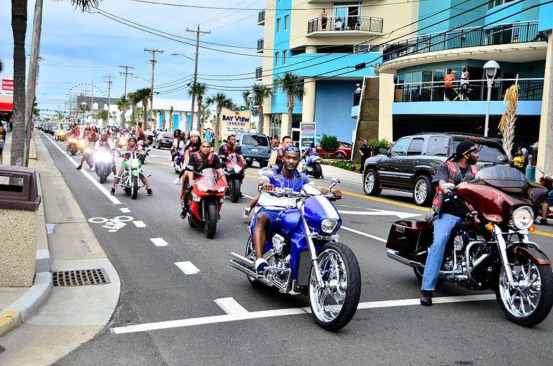Daytona Beach Harley Davidson Bike Week