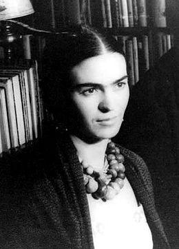 DIA INTERNACIONAL DE LA MUJER 260px-Block_Kahlo_Rivera_1932_cropped