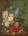 Bloemen in een terracotta vaas. Rijksmuseum SK-A-1013.jpeg