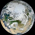 Blue Marble 2012 - 'White Marble' Arctic View (7394700302).jpg