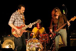 Alternative country - Blue Mountain on stage in 2008