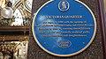 Blue plaque, County Arcade, Leeds (1st December 2017).jpg