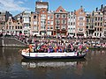 Boat 9 Cordaan, Canal Parade Amsterdam 2017 foto 5.JPG