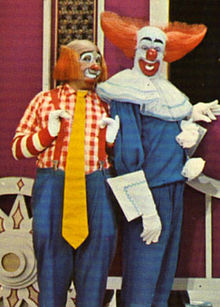 Bob bell bozo roy brown cooky 1976.JPG