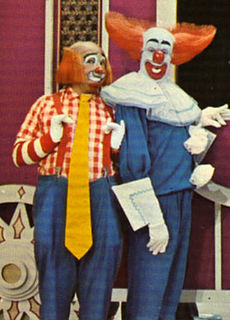 Bozo the Clown Fictional childrens character
