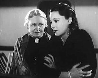 Bodil Rosing - Bodil Rosing (left) and Irene Ware (right) in King Kelly of the U.S.A., 1934