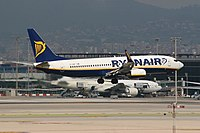 EI-DWT - B738 - Ryanair