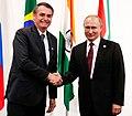 Bolsonaro and Russian President Vladimir Putin (cropped).jpg
