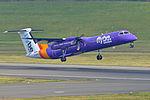Bombardier DHC8-402 'G-PRPB' Flybe (22247536503).jpg