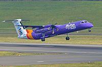 G-PRPB - DH8D - Flybe