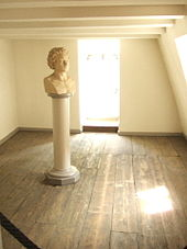Beethovens Geburtszimmer im Beethoven-Haus, Bonn (Quelle: Wikimedia)