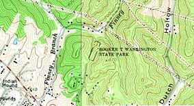 Booker T. Washington State Park (West Virginia) - Wikipedia