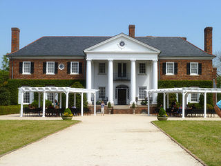 Boone Hall human settlement in South Carolina, United States of America
