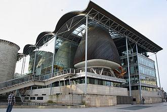 Ivan Harbour - Image: Bordeaux Palais de Justice 23