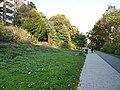 Borgfelde oben Fuß und Radweg in Richtung Burgstraße.jpg