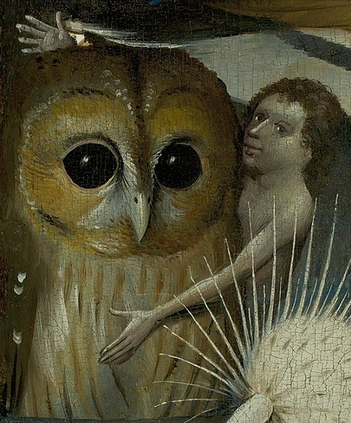 File Bosch Hieronymus The Garden Of Earthly Delights Central Panel Detail Owl With