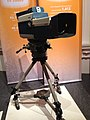 Bosch colour television camera acquired by Radio and Television Singapore in 1974, National Museum of Singapore - 20131228.jpg