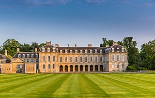 Boughton House Grade I listed historic house museum in Northamptonshire, United Kingdom