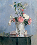 Bouquet of Flowers by Camille Pissarro, High Museum of Art.jpg