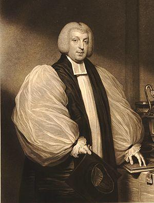 Henry Majendie - Bishop Majendie